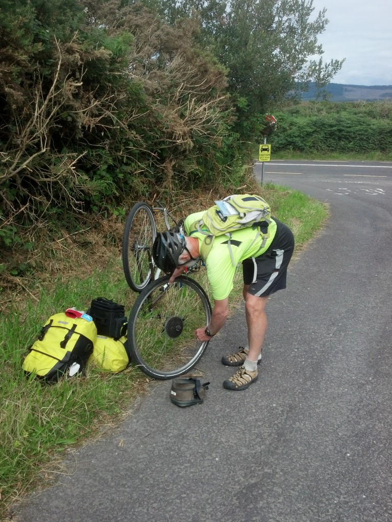 First flat in Ireland