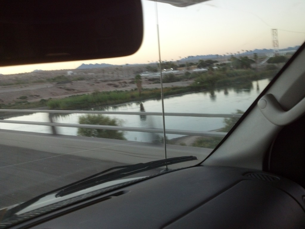The Great Colorado River
