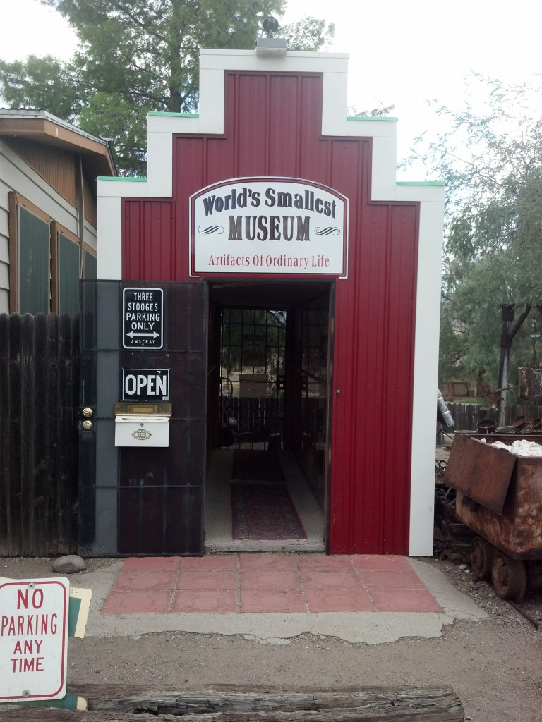 World's Smallest Museum, Superior, AZ