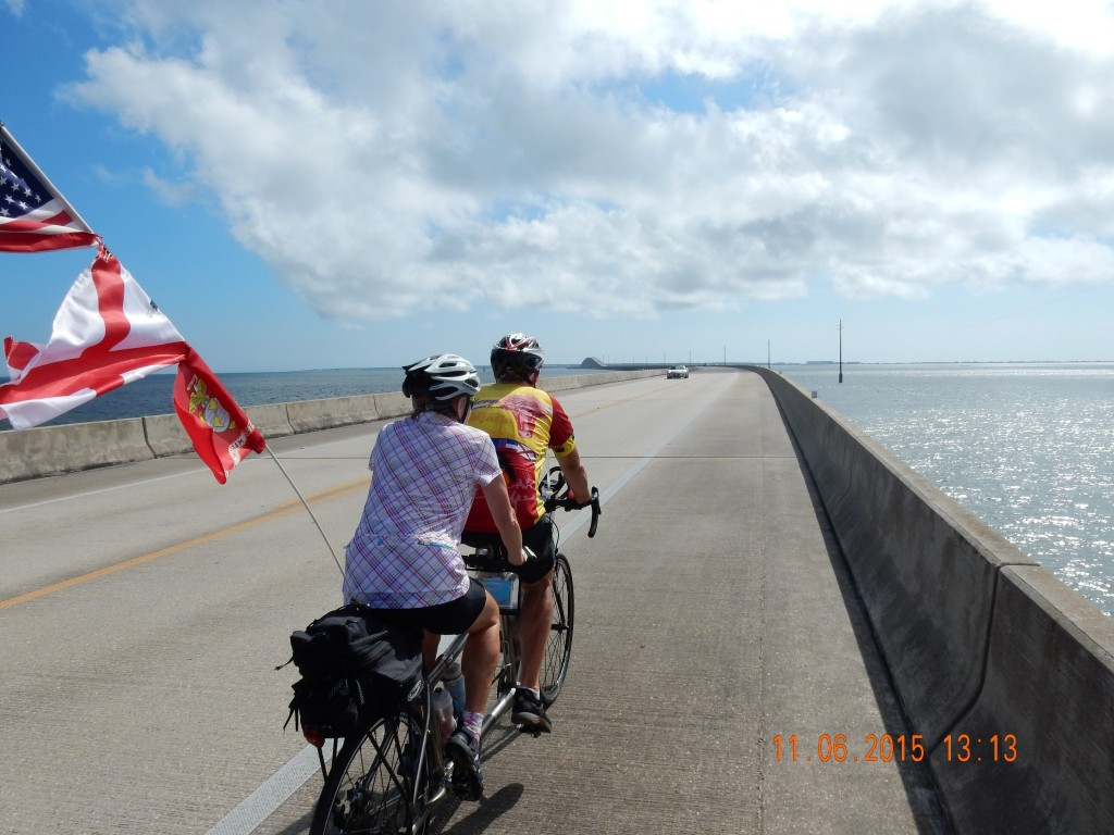 The Big Bridge to Dauphin Island