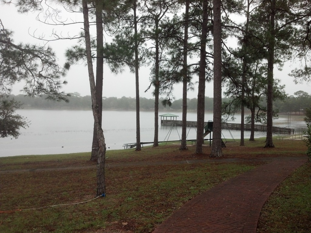 The Lake at Park at DeFuniak Springs