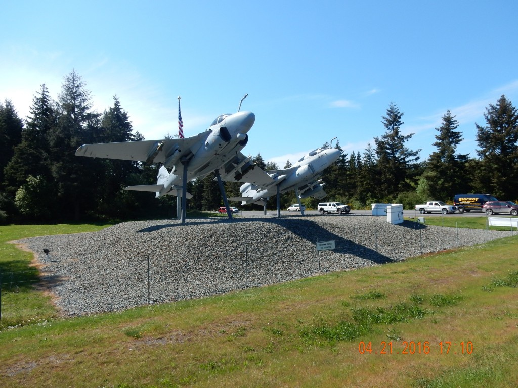 Naval Air Station, Whidbey Island