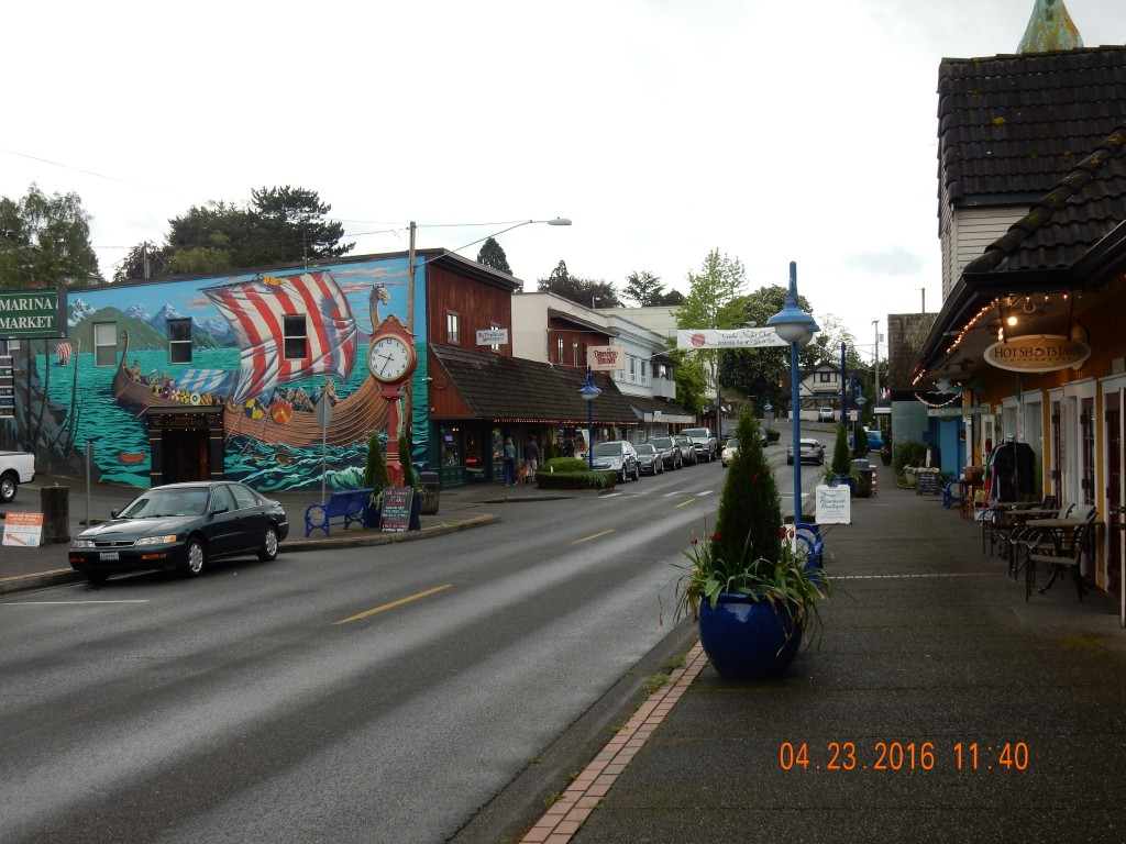 Downtown Poulsbo