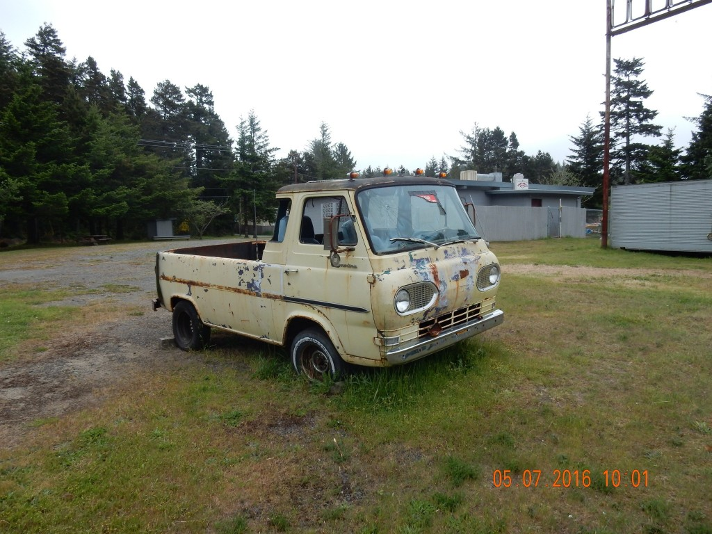 late 50's or early 60's Ford Econoline