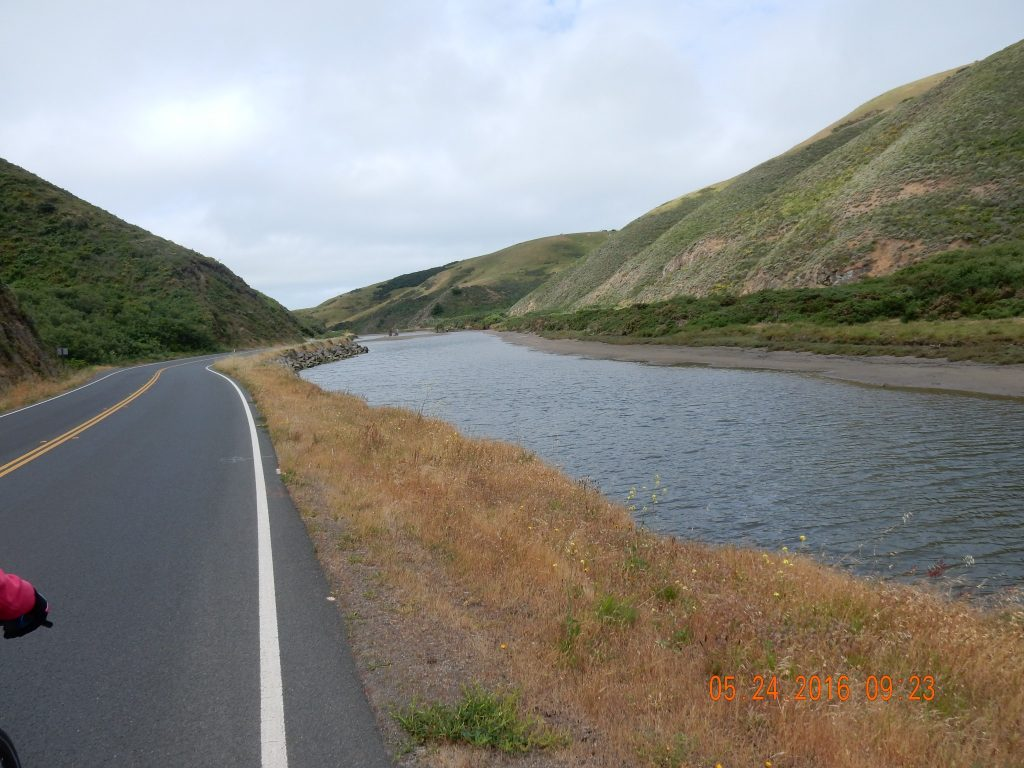 Keys Creek, outside of Tomales, Ca