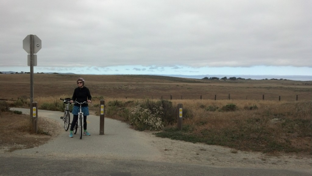 Monterey Peninsula Coastal Biking Trail