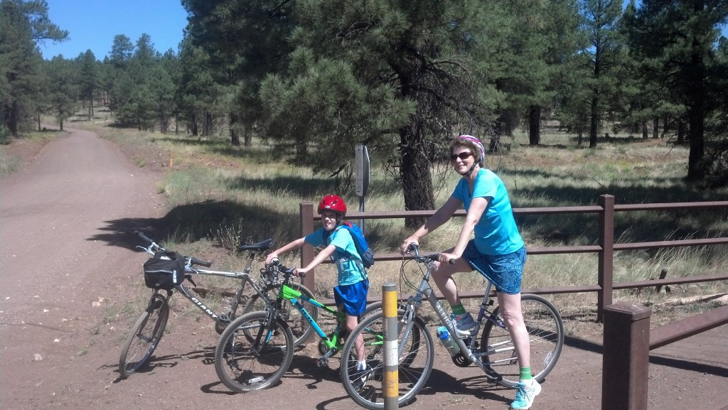 Flagstaff summer ride