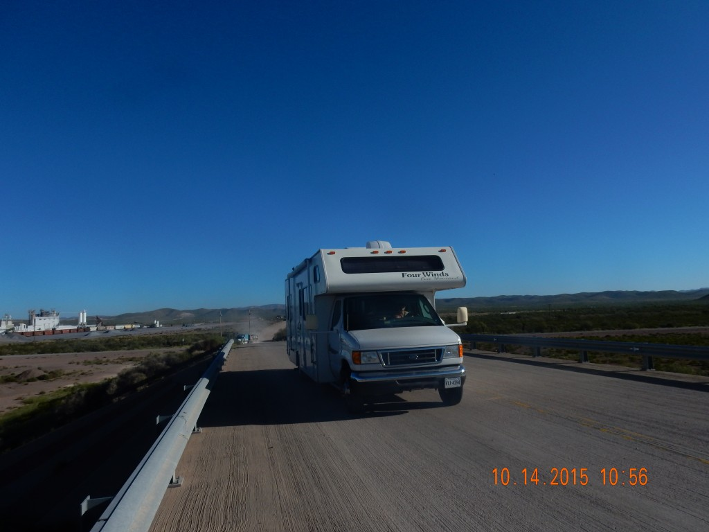 Big rig driver - add that to my retirement resume