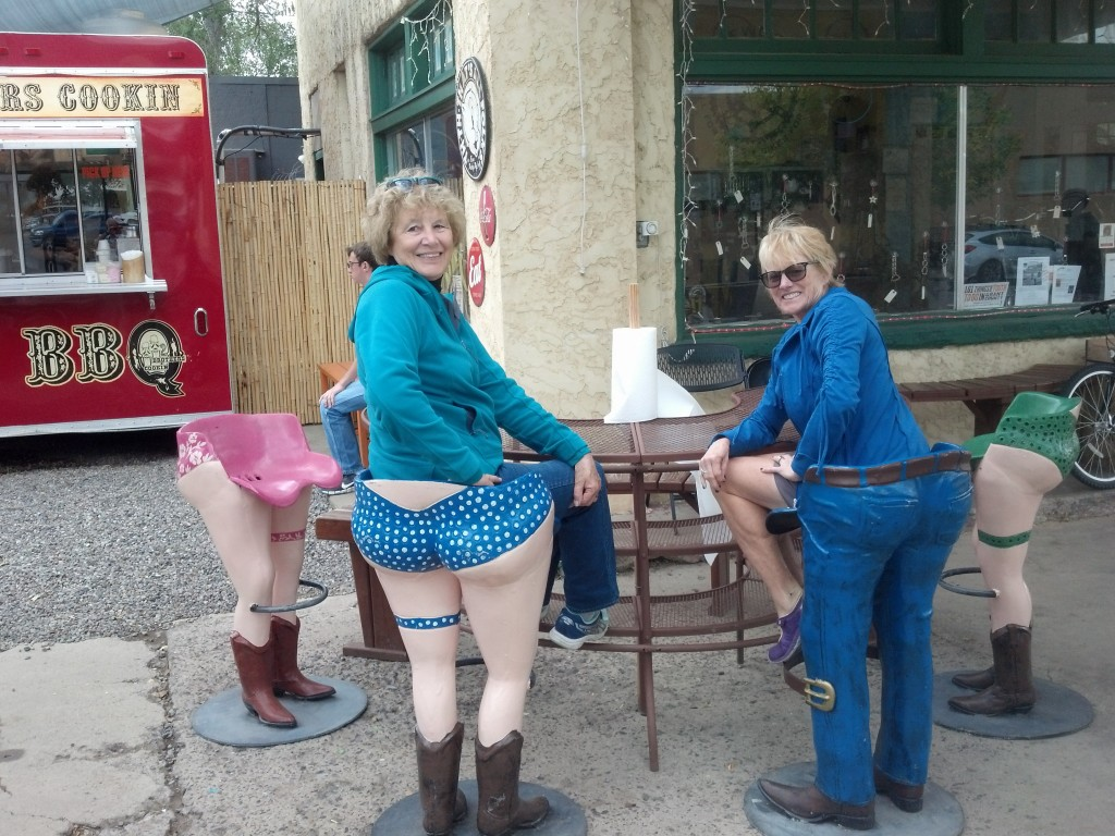 Fanny picture in Silver City