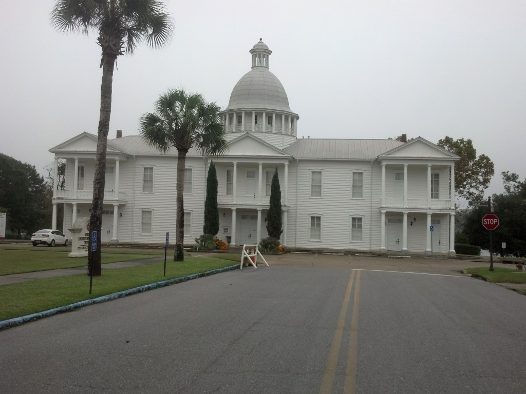 Chautauqua Hall of Brotherhood - DeFuniak Springs
