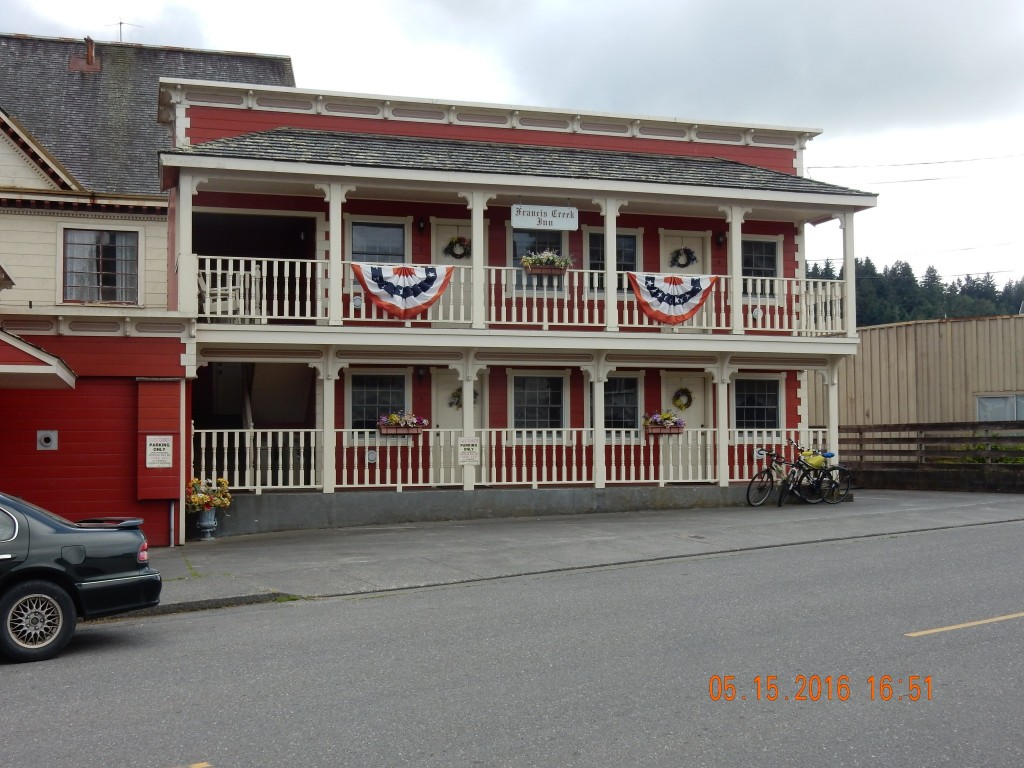 Francis Creek Inn, Ferndale