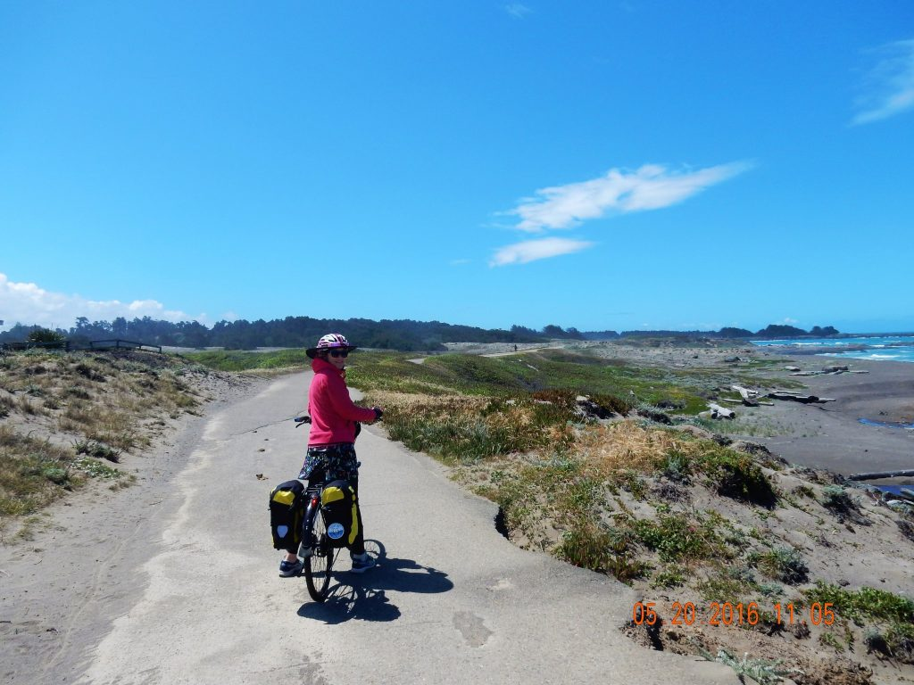 Multi-use trail - Haul Rd to Fort Bragg