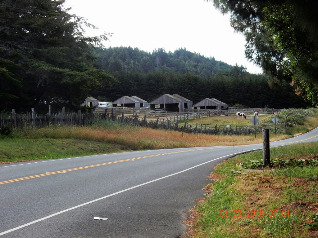 Sea Ranch structures