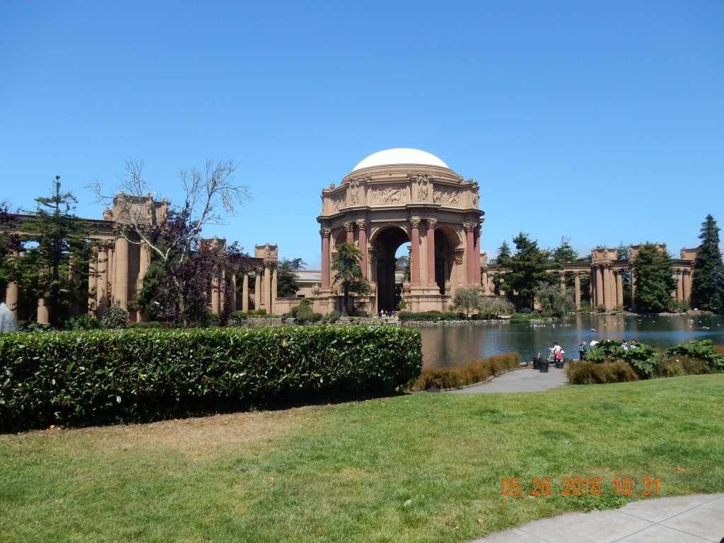 Palace of the Arts - Presidio Park
